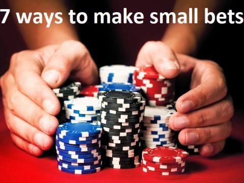 Small Bets