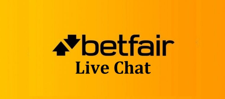 Betfair live chat