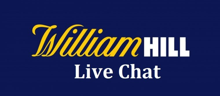 William Hill live chat