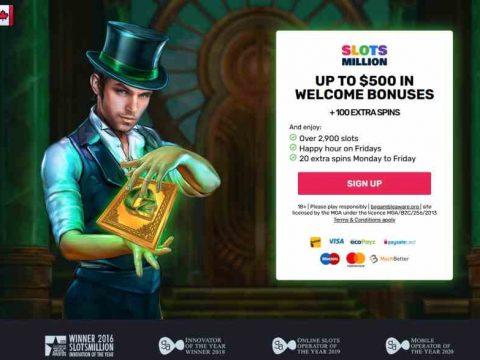 slotsmillion canada-bonus