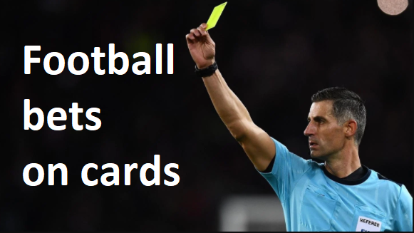 Football Bets on Cards